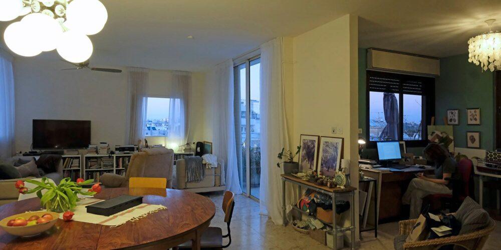 דירה בפוסט מספר: 199020
